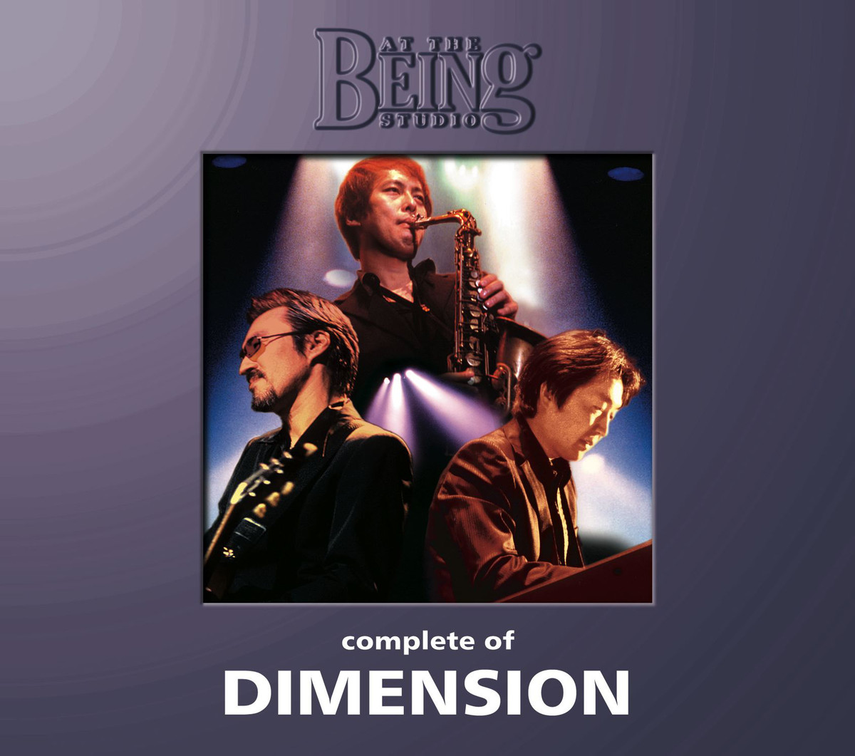 complete of DIMENSION at the Being Studio
