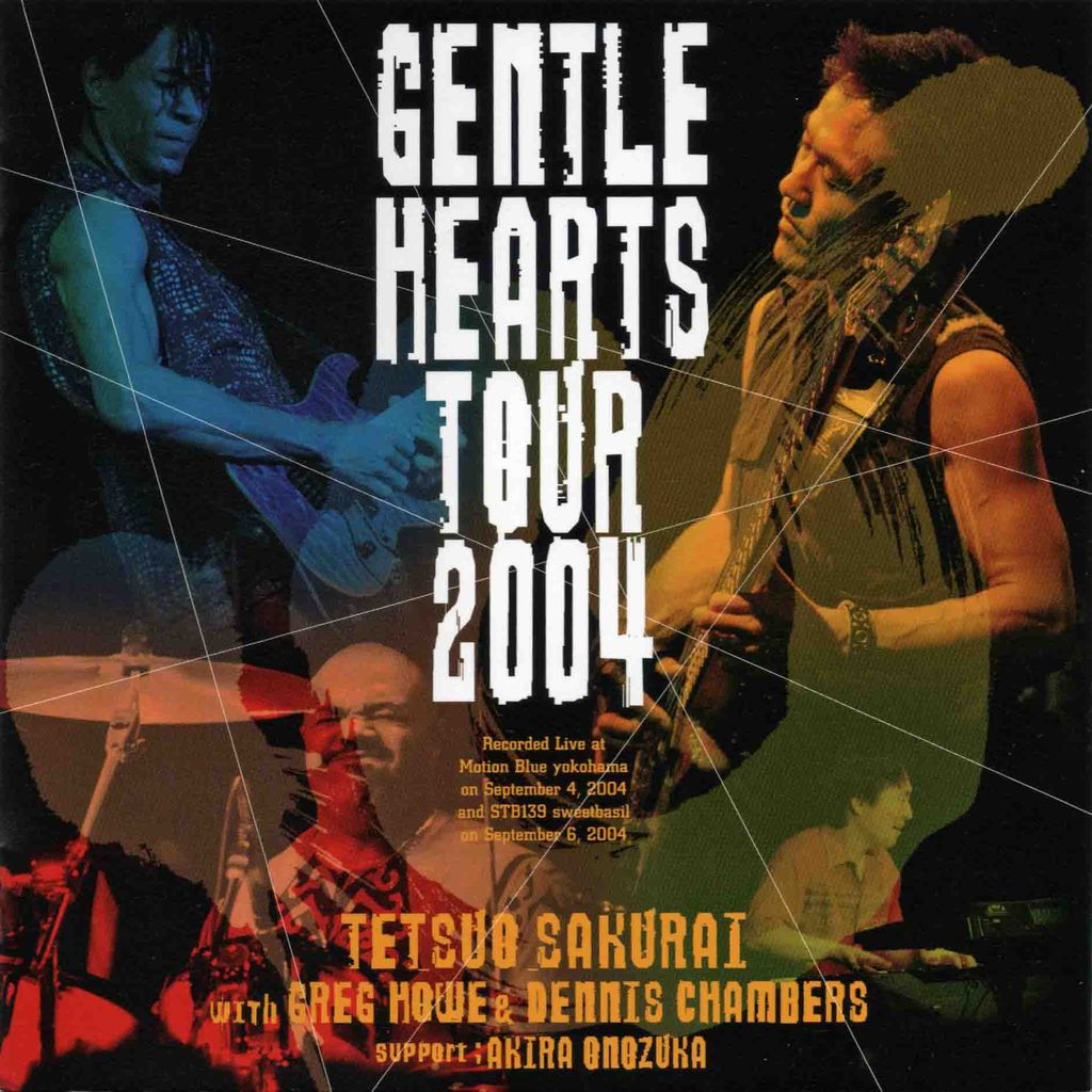 Gentle Hearts Tour 2004