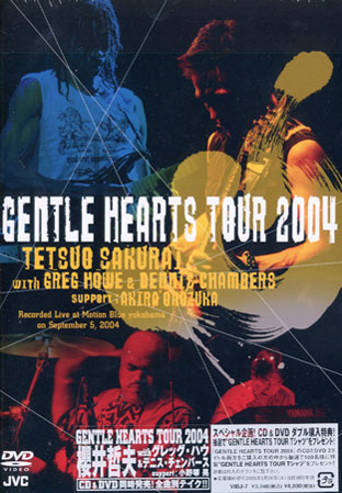 Gentle Hearts Tour 2004 Live