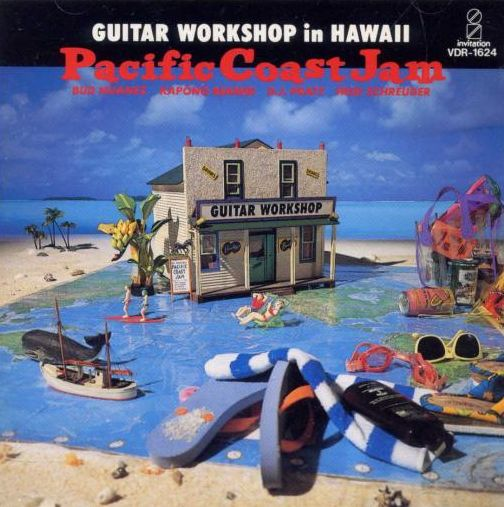 PACIFIC COAST JAM~GUITAR WORKSHOP in HAWAII