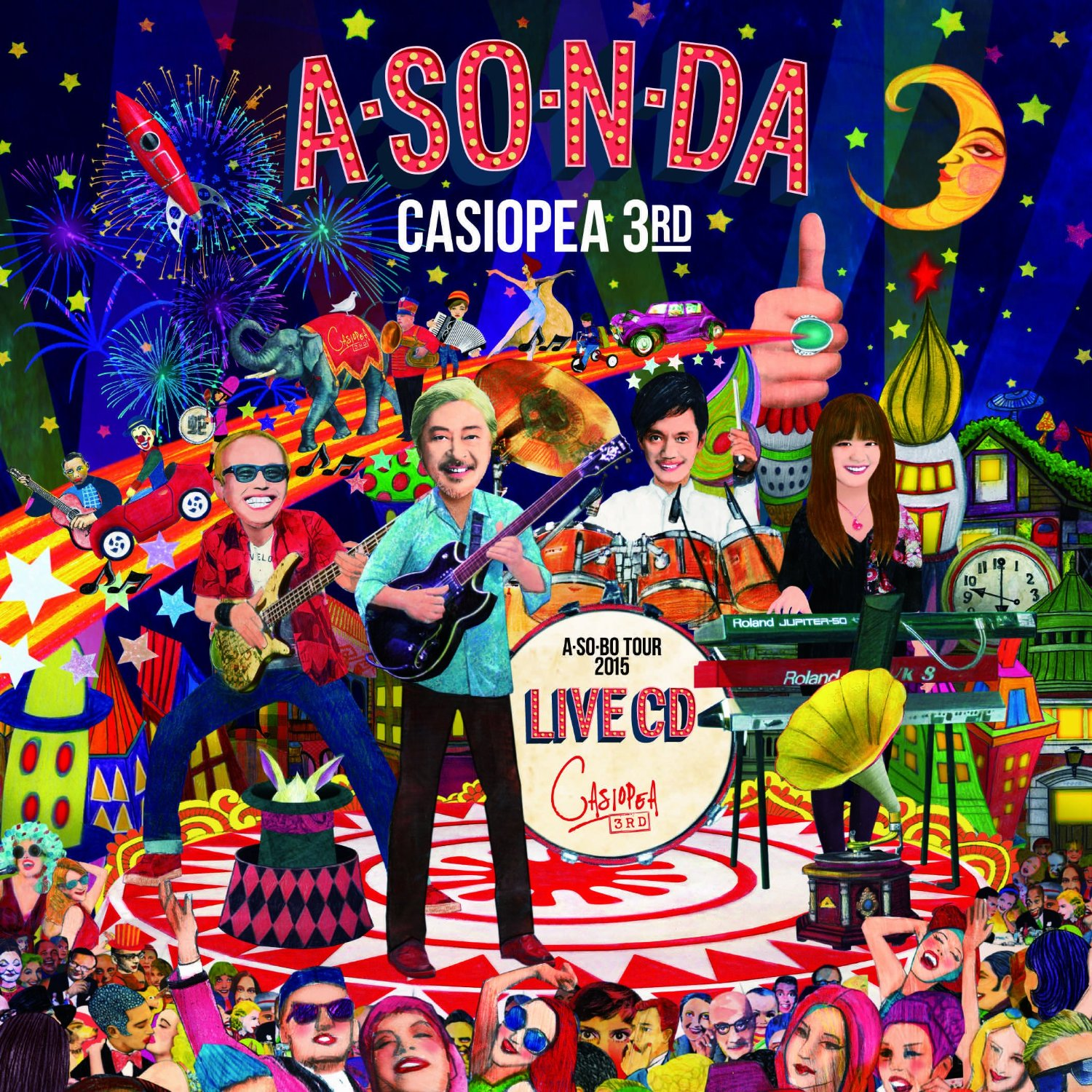 A��SO��N��DA ~A��SO��BO TOUR 2015~